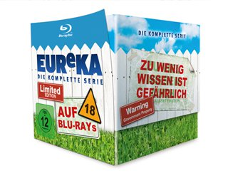 Universal Pictures Germany  Special Edition: Eureka